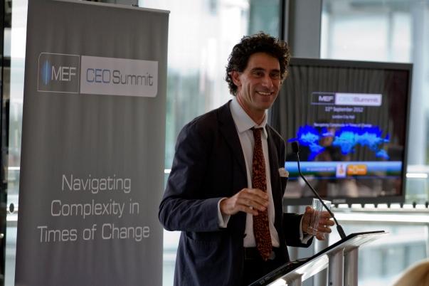 MEF CEO 2012 201