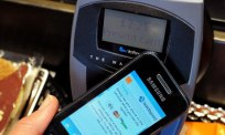 Contactless mobile phone payment system