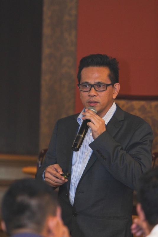 Keynote.Indosat.Randy Pangalila.Group Head Mobile Financial Services, Indosat